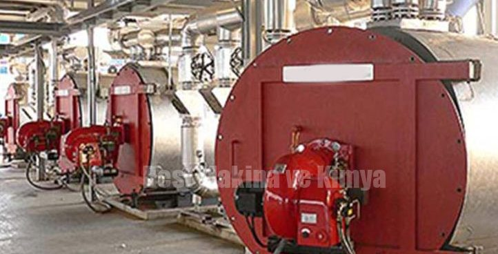 Hot Oil and Steam Boilers